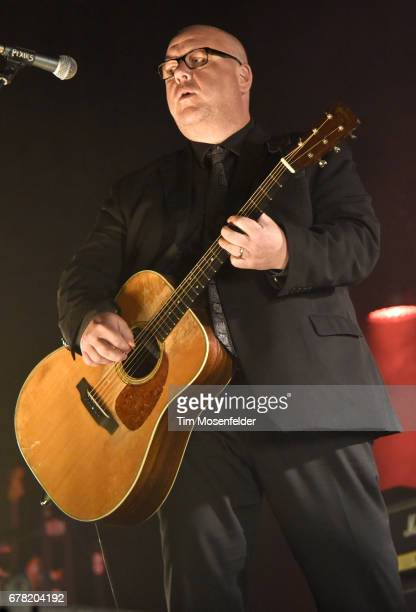 Black Francis of Pixies performs in support of the band's 'Head Carrier' release at Saenger Theatre on May 3 2017 in New Orleans Louisiana