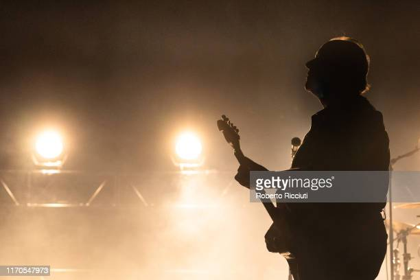 Black Francis of Pixies performs on stage at Usher Hall on September 23 2019 in Edinburgh Scotland