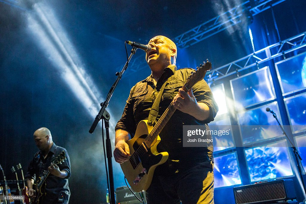 The Pixies In Concert - New Orleans, LA