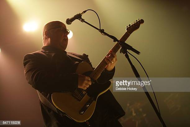 Black Francis of The Pixies performs at The Marquee on July 13 2016 in Cork Ireland