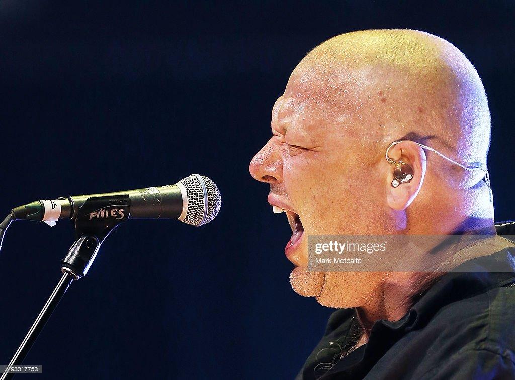 Pixies Perform Live In Sydney