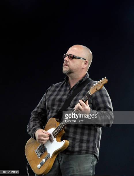 Black Francis of The Pixies performs live on day 3 of the Pinkpop Festival on May 30 2010 in Landgraaf Netherlands