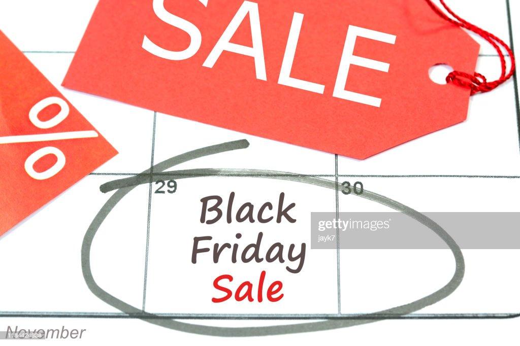 Black Friday Sale : Stock Photo