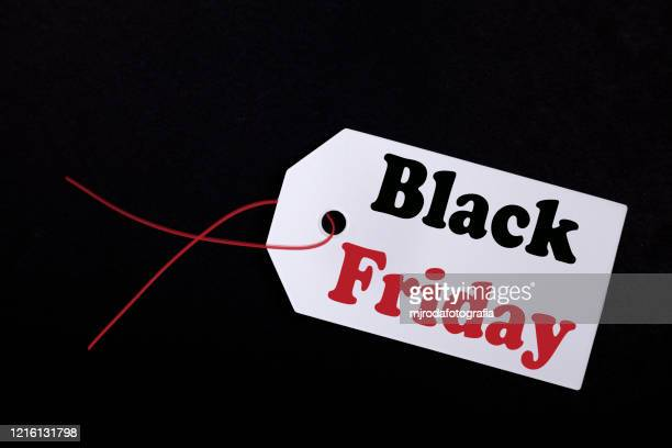 black friday's tags - black friday stock pictures, royalty-free photos & images