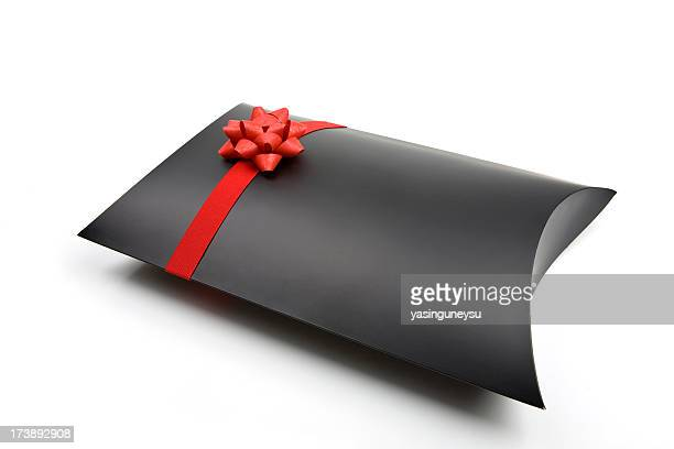 Noir boîte-cadeau