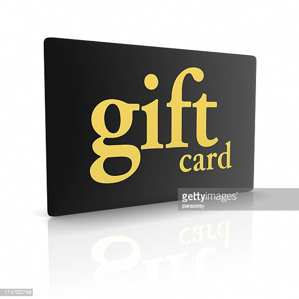 Black Gold Gift Card