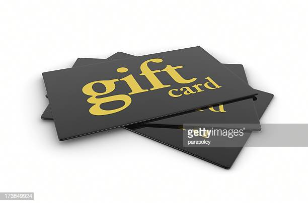 Black Gold Gift Cards