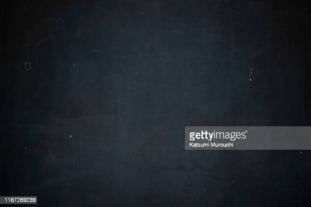 black grunge concrete wall texture background - black colour stock pictures, royalty-free photos & images