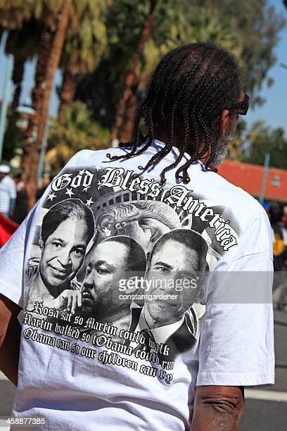Black History Month T Shirt At The Parade