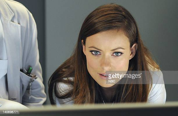 HOUSE 'Black Hole' Episode 616 Pictured Olivia Wilde as Dr Remy Hadley/Thirteen Photo by Richard Foreman/NBCU Photo Bank