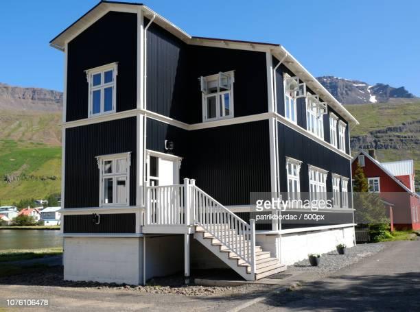 Black House Seydisfjordur