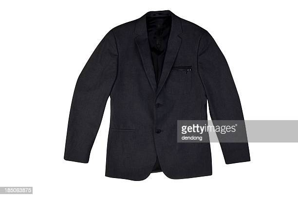 black jacket - black jacket stock photos and pictures