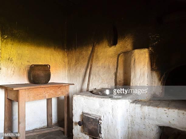 ブラックのキッチン - すす ストックフォトと画像