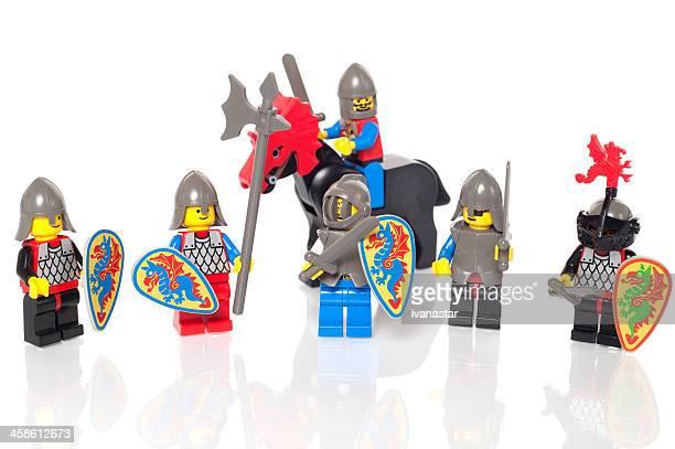 LEGO 1992 Black Knights zahlen
