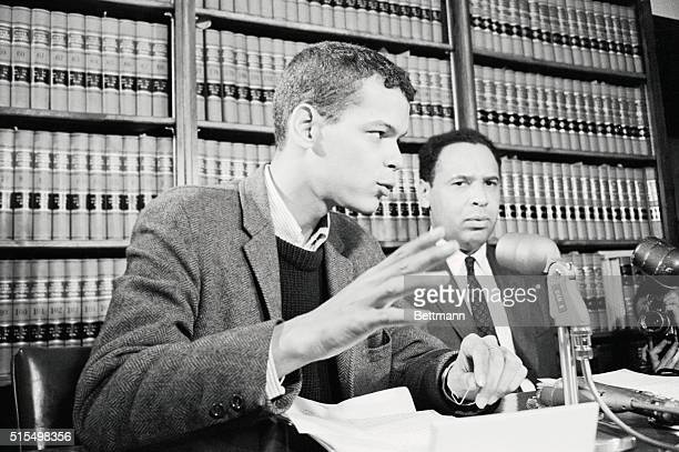 Black leader Julian Bond refused his seat in the Georgia House of Representatives because of his antiViet Nam War sentiments and he expressed...