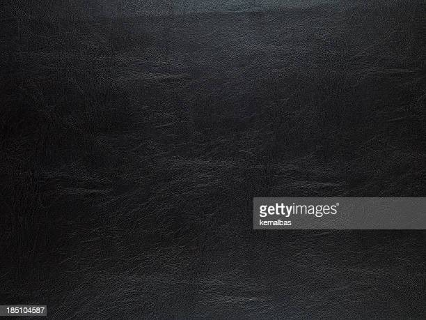 black leather texture - black stock pictures, royalty-free photos & images