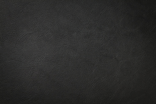 Black leather texture 490729870
