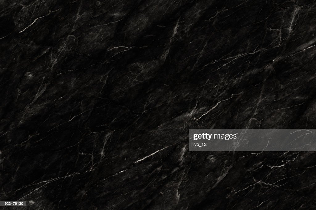 Black marble patterned texture background, abstract marble texture background for design. granite texure : Foto stock