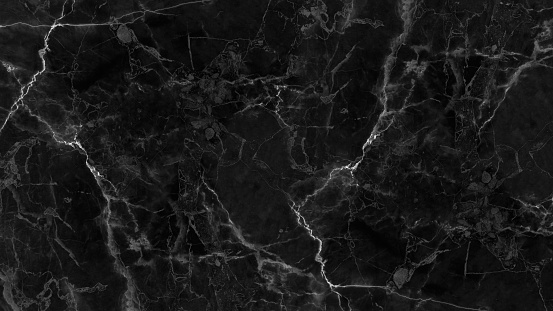 Black marble texture and background. 1066080904