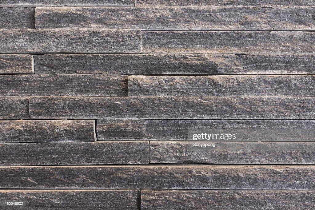 Schwarzer Marmor Wand Textur und Hintergrund. : Stock-Foto