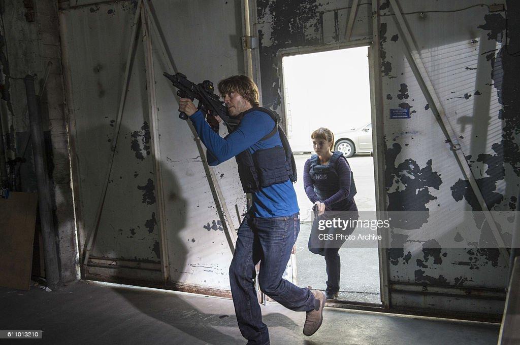 "CBS's ""NCIS: Los Angeles"" - Season Eight"