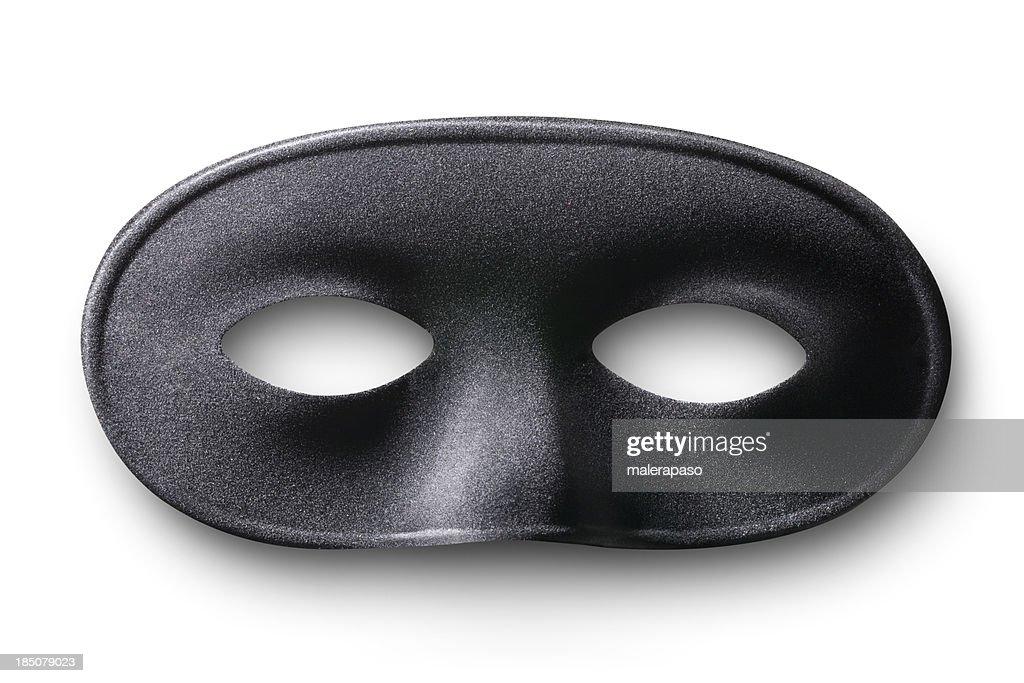 Black mask : Stock Photo