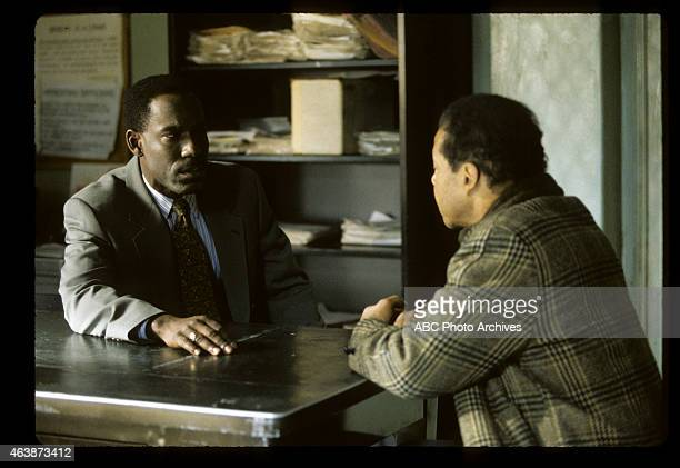 BLUE Black Men Can Jump Airdate March 1 1994 JAMES