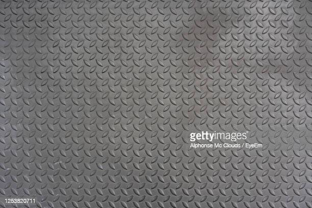 black metal steel plate background or stainless texture  structure of a steel diamond plate - silver coloured stock pictures, royalty-free photos & images