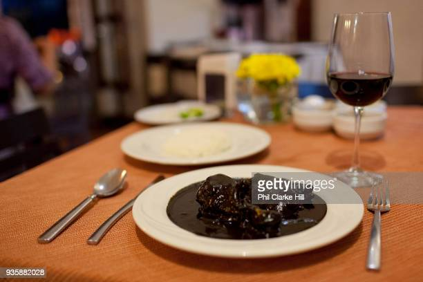 Black Mole is the signature dish of Oaxaca consisting of chicken with a chocolate sauce Oaxaca is known throughout Mexico and internationally for its...