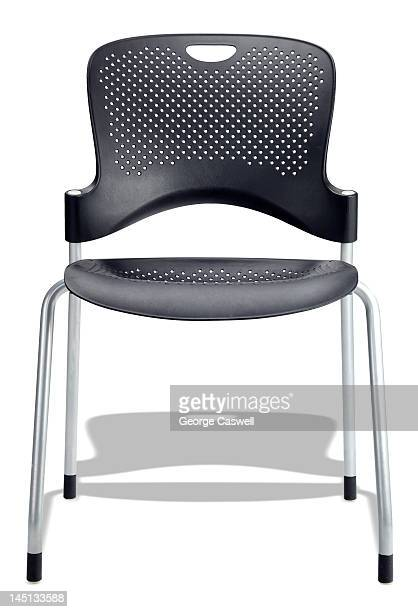 Black Office Side Chair