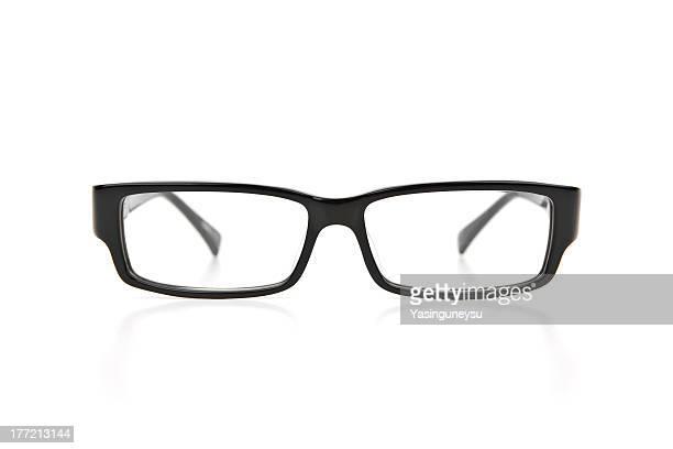 Black optical eyewear