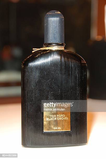 tom ford unveils his signature fragrance tom ford black orchid stock