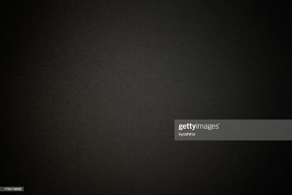 Preto fundo de textura de papel com holofotes : Foto de stock