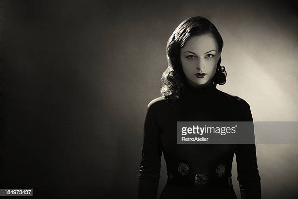 black. - film noir style stock pictures, royalty-free photos & images