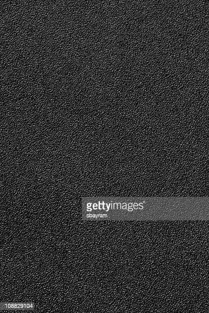 Fundo de plástico preto