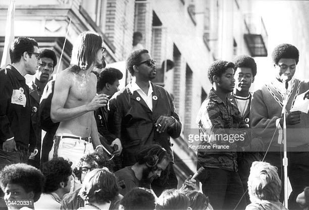 Black Power'S Partisans In Berkeley In 1968