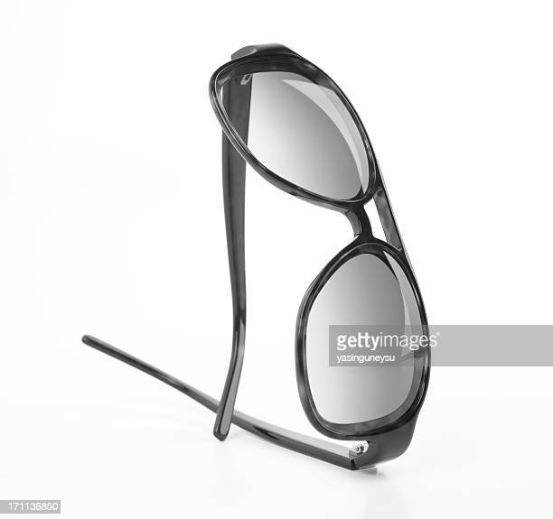 black rimmed spectacles - eyewear stock pictures, royalty-free photos & images
