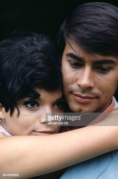 Black Roy * Musician Singer Pop music actor Germany and Uschi Glas