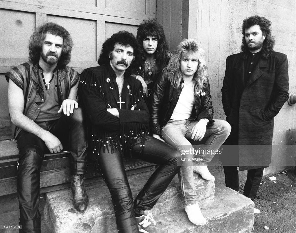 Black Sabbath File Photos : Fotografia de notícias