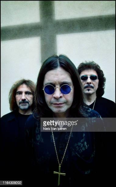Black Sabbath portrait Pulitzer Amsterdam Netherlands 28th September 1998