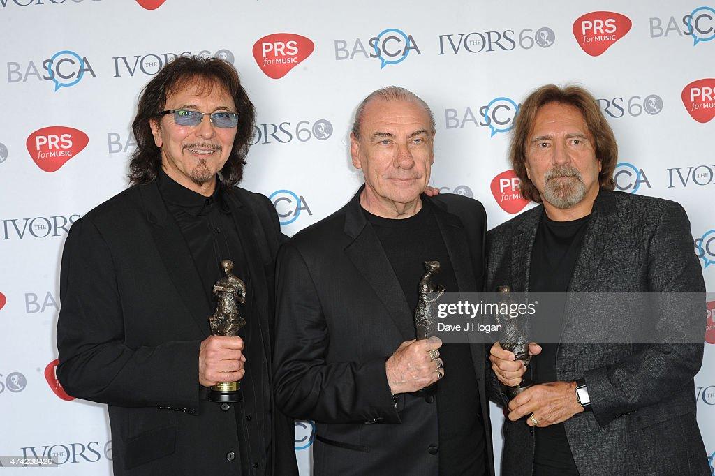 The 2015 Ivor Novello Awards - Winners : News Photo