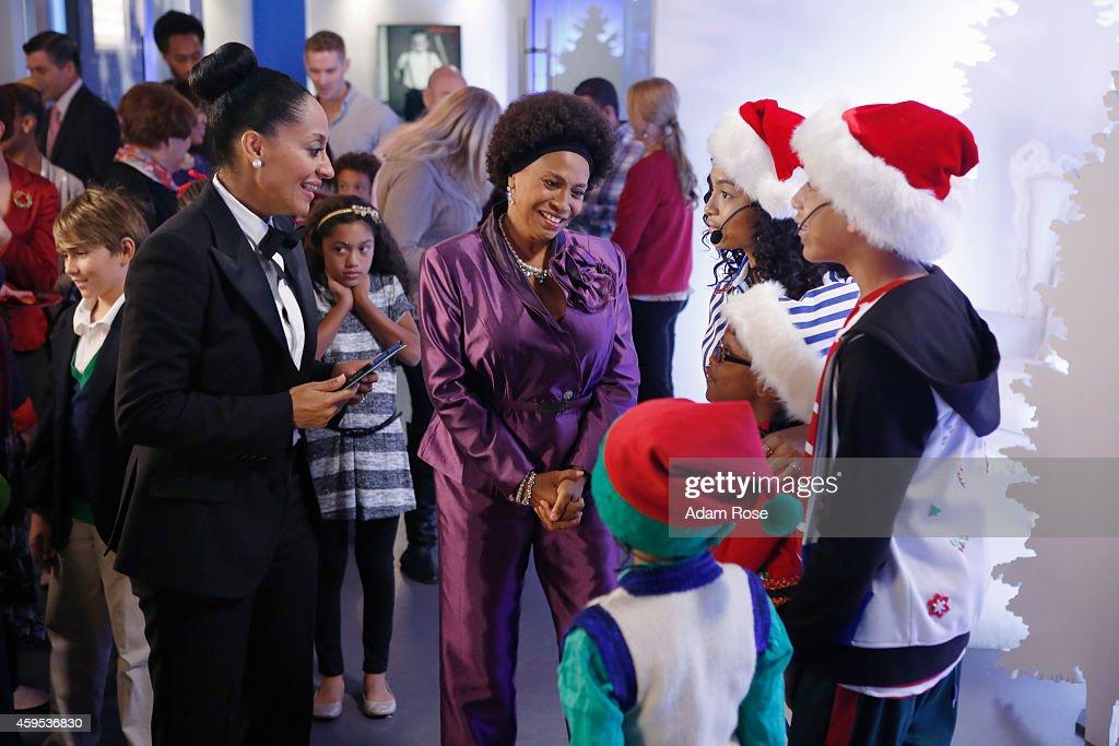 "ABC's ""Black-ish"" - Season One : News Photo"