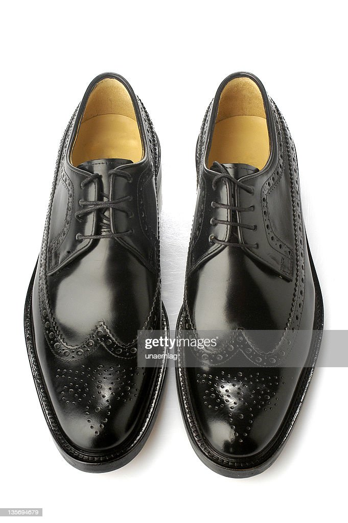 black shoes : Stock Photo