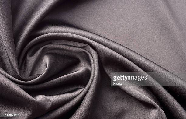 Black silk background