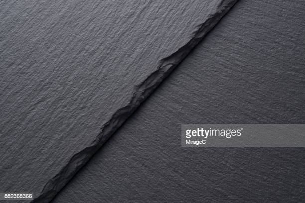 Black Slate Stacking