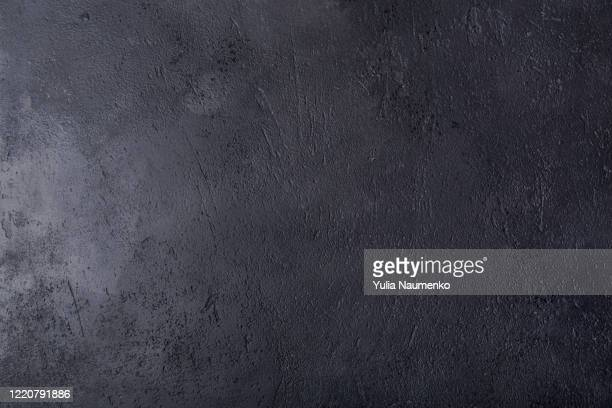 black slate stone background pattern with high resolution. black concrete background. - low stock pictures, royalty-free photos & images