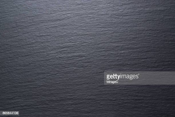 black slate texture - slate rock stock photos and pictures