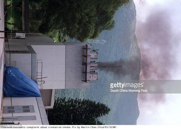 Black smoke and unpleasant smell billowing from the chimneys of the crematoriumThe residents affected by the Cape Collinson Crematorium were from two...