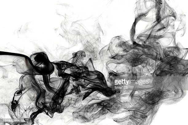 black smoke - evil stock pictures, royalty-free photos & images