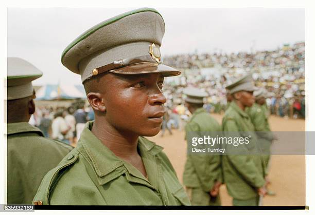 Black South African Soldiers